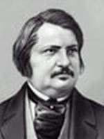 Оноре де Бальзак - Биография