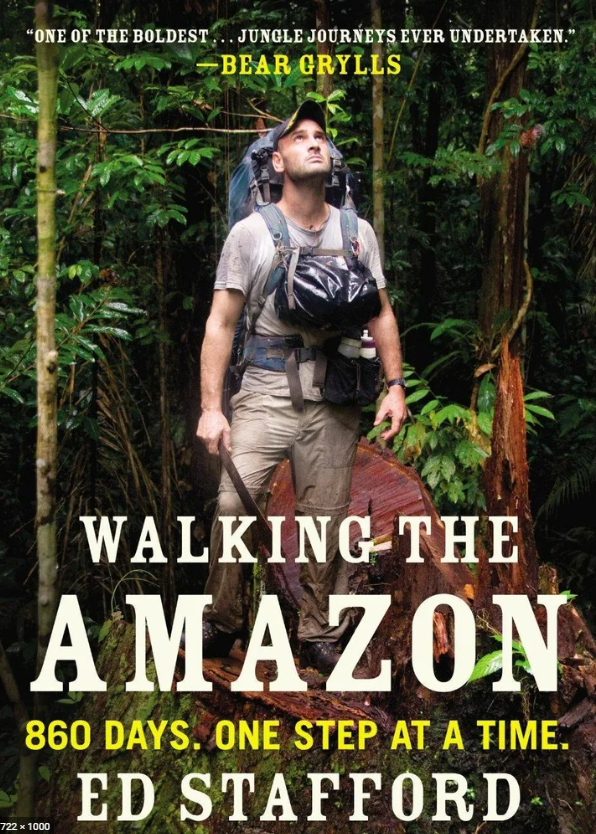 QIP Shot Screen 007 - Эд Стаффорд: Пешком по Амазонке