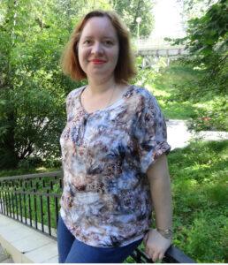 Ивлиева Ольга -биография