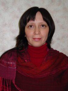 Анастасия Гирш — биография