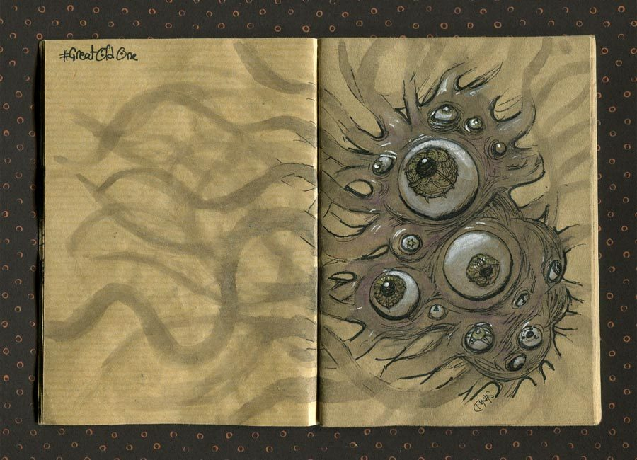 1480938510248256568 - Говард Филлипс Лавкрафт - история нелегкой жизни и творчества мастера ужасов