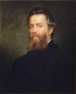 Herman Melville by Joseph O Eaton - Герман Мелвилл - жизнь и творчество