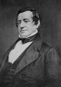 Ирвинг Вашингтон — первый американский писатель