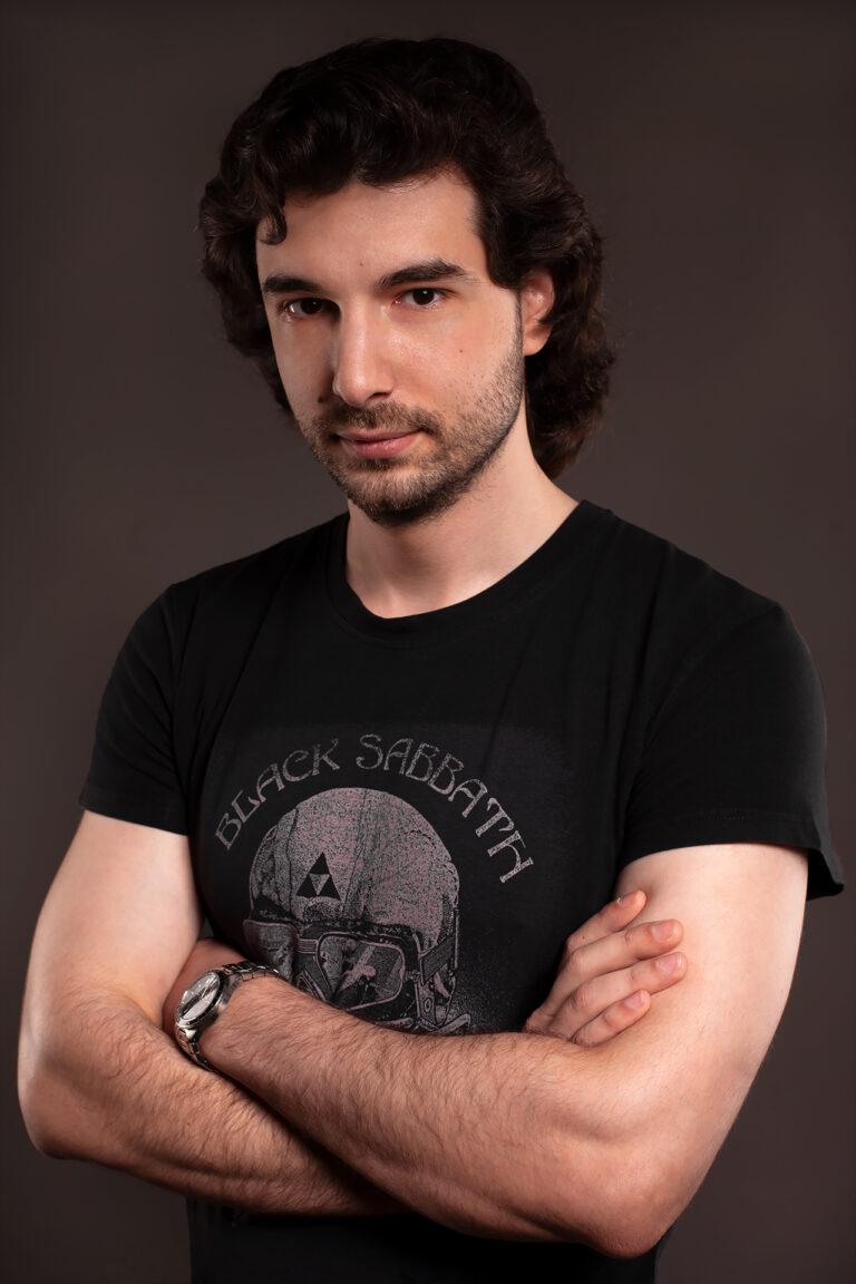 Михаил Гришин - биография